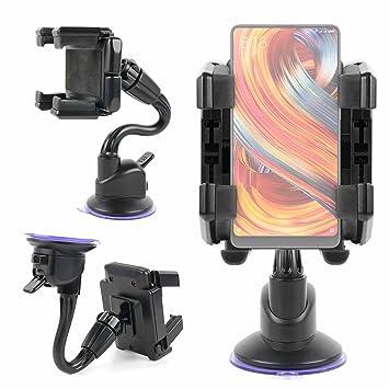 DURAGADGET Soporte De Coche para Smartphone Doogee Mix 2 / Xiaomi ...