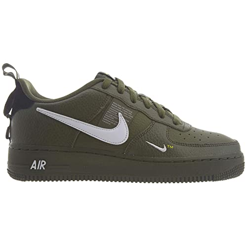 Zapatillas NIKE Air Force 1 LV8 Verde Mujer: Amazon.es: Zapatos y complementos