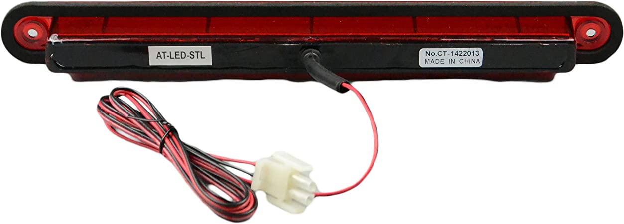 1996 UD 2300 Post mount spotlight LED Larson Electronics 1015P9IVY0M 6 inch Passenger side WITH install kit -Chrome