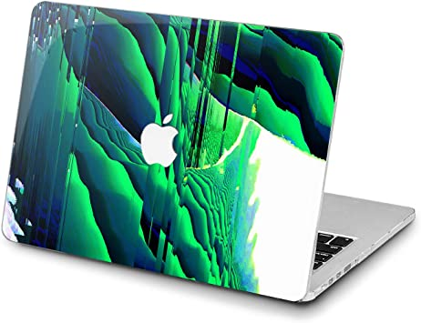 15-Inch Printed Laptop Hard Case for Apple Macbook Pro Retina 13 key cover