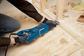 + Hoja de sierra sable S 1531 L pack de 2 Top for Wood 1100 W, 0 ? 2700 cpm, profundidad de corte 230 mm, en malet/ín Bosch Professional GSA 1100 E Sierra sable