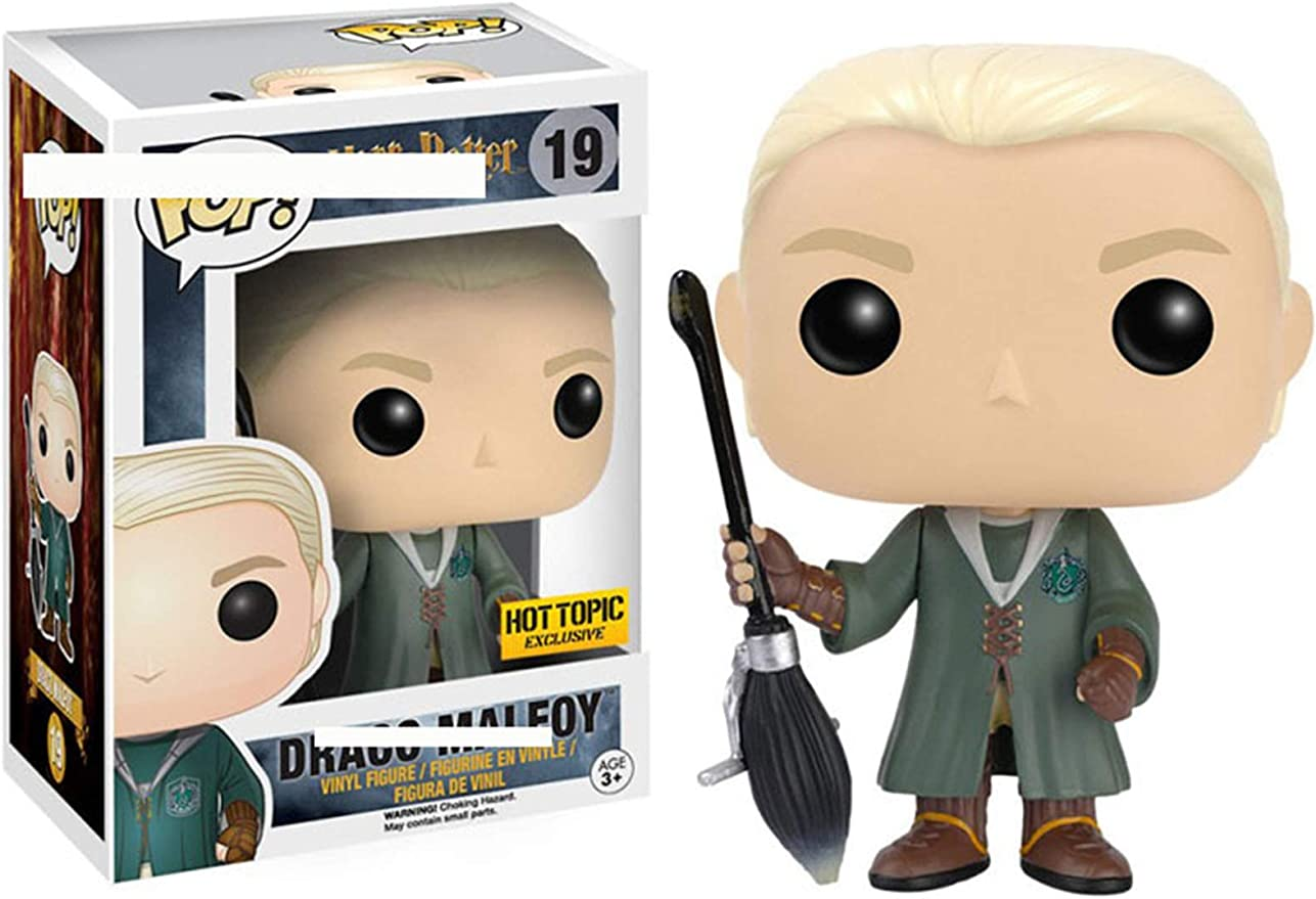 ZCBHSD Quidditch Draco Malfoy (Harry Potter) ¡Funko Pop ...