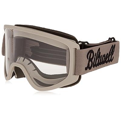 Biltwell (M2LOGTIBK) Script Moto 2.0 Goggles (Titanium, One Size Fits Most): Automotive