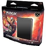 Magic The Gathering - Commander Legends | Commander Deck Arm of Battle | 100 cards | Acessórios | Produto em Inglês