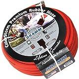"Dramm 10-17001 5/8"" X 50' Red ColorStorm Premium Rubber Hose"