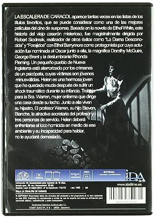 La escalera de caracol [DVD]: Amazon.es: Jacqueline Bisset ...