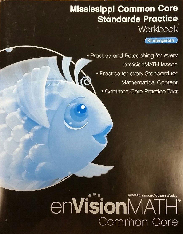 enVision Math Common Core - Mississippi Common Core Standards ...