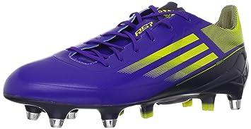adidas Adizero RS7 Pro XTRX SG II Mens Rugby Boots Purple Purple 12