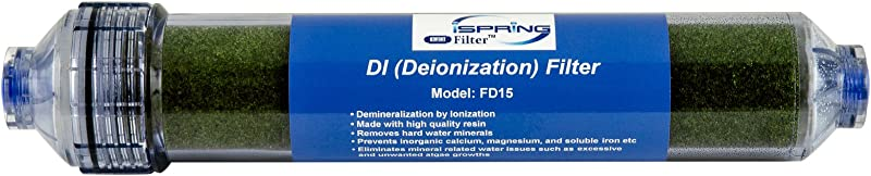 iSpring FD15 DI Deionization RO Replacement Filter Review