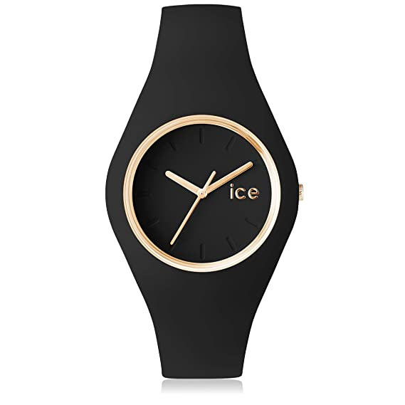 Ice-Watch Reloj analogico para Unisex de Cuarzo con Correa en Caucho 001614: Ice-Watch: Amazon.es: Relojes