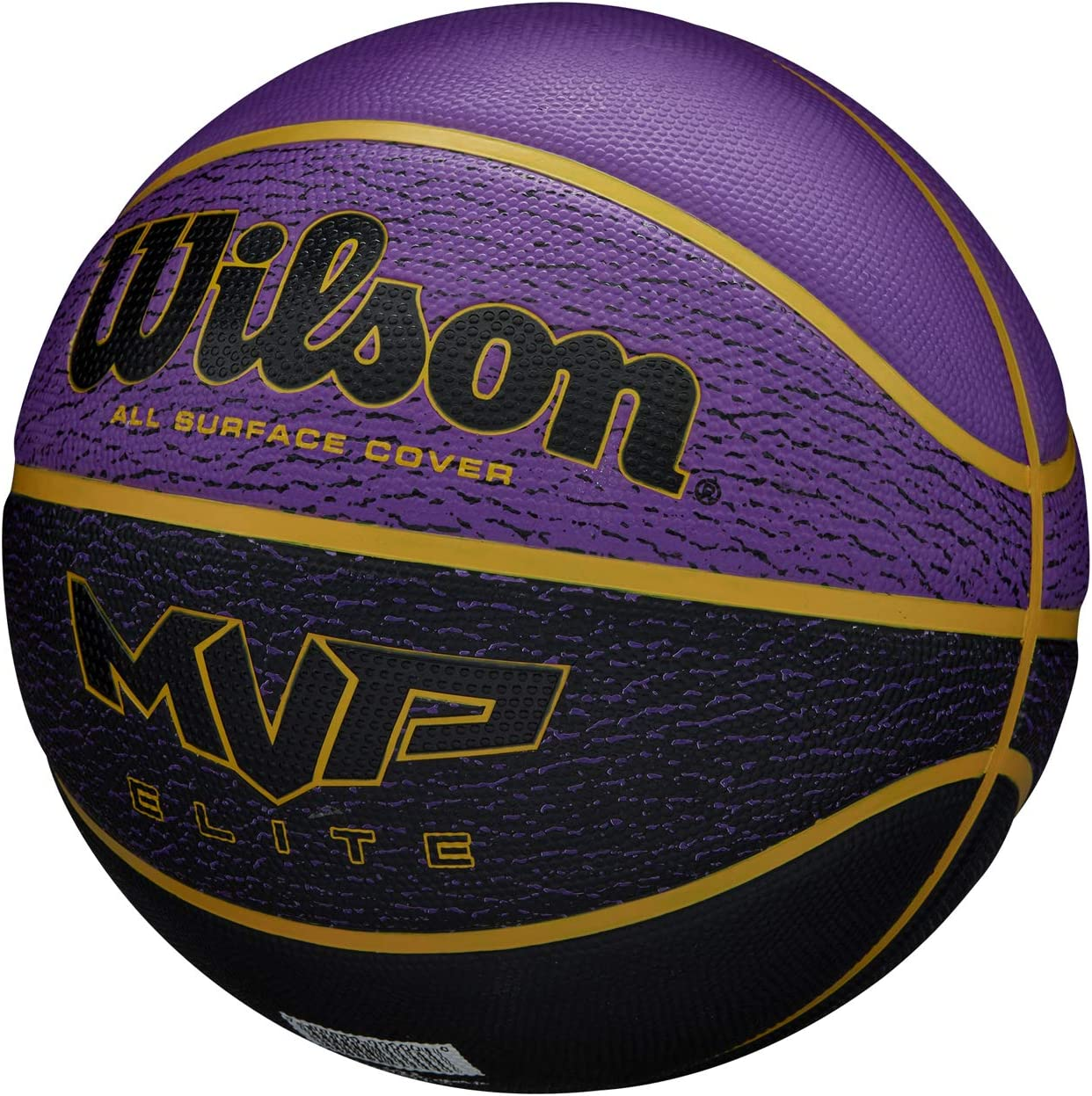 Wilson WTB1461XB07 Balón de Baloncesto, Mvp Elite Bskt 295 Prbl ...