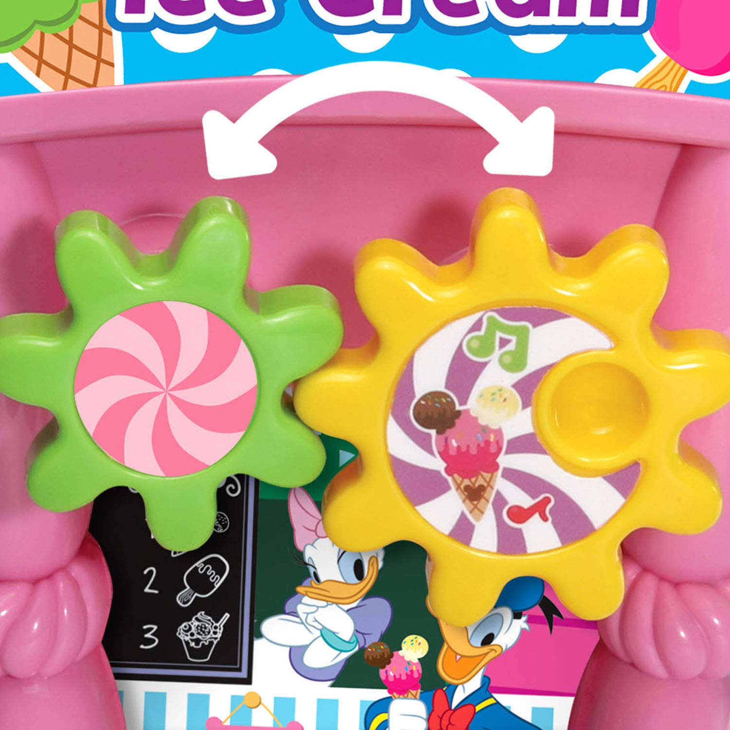 VTech Go! Go! Smart Wheels Minnie Mouse Ice Cream Parlor by VTech (Image #7)