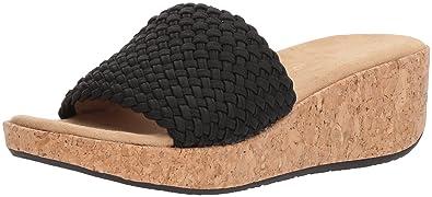 549b1eb9efb ADRIENNE VITTADINI Footwear Women s Davis Wedge Sandal