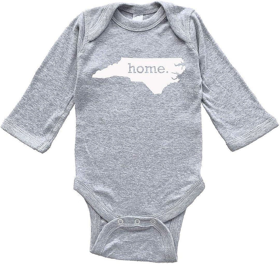 Homeland Tees North Carolina Home Baby Bodysuit