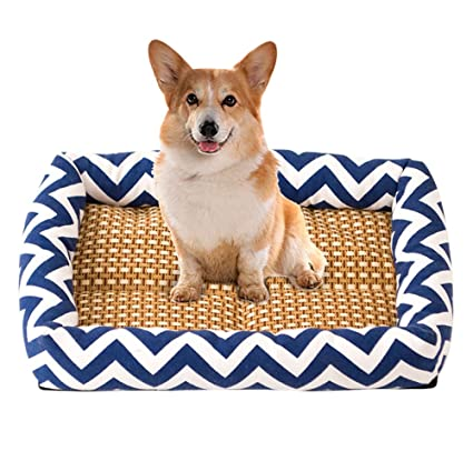 Amazon Com Forpet Pet Kennel Dog Summer Cooling Bed Cat