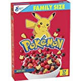 Family Size Rare Cereal - Berry Bolt Flavor - Limited Collectible Release - Imported from US