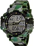 Squirro Army Watch Sports Digital Multicolor dial Mens and Boys Watch -sq_digi_01
