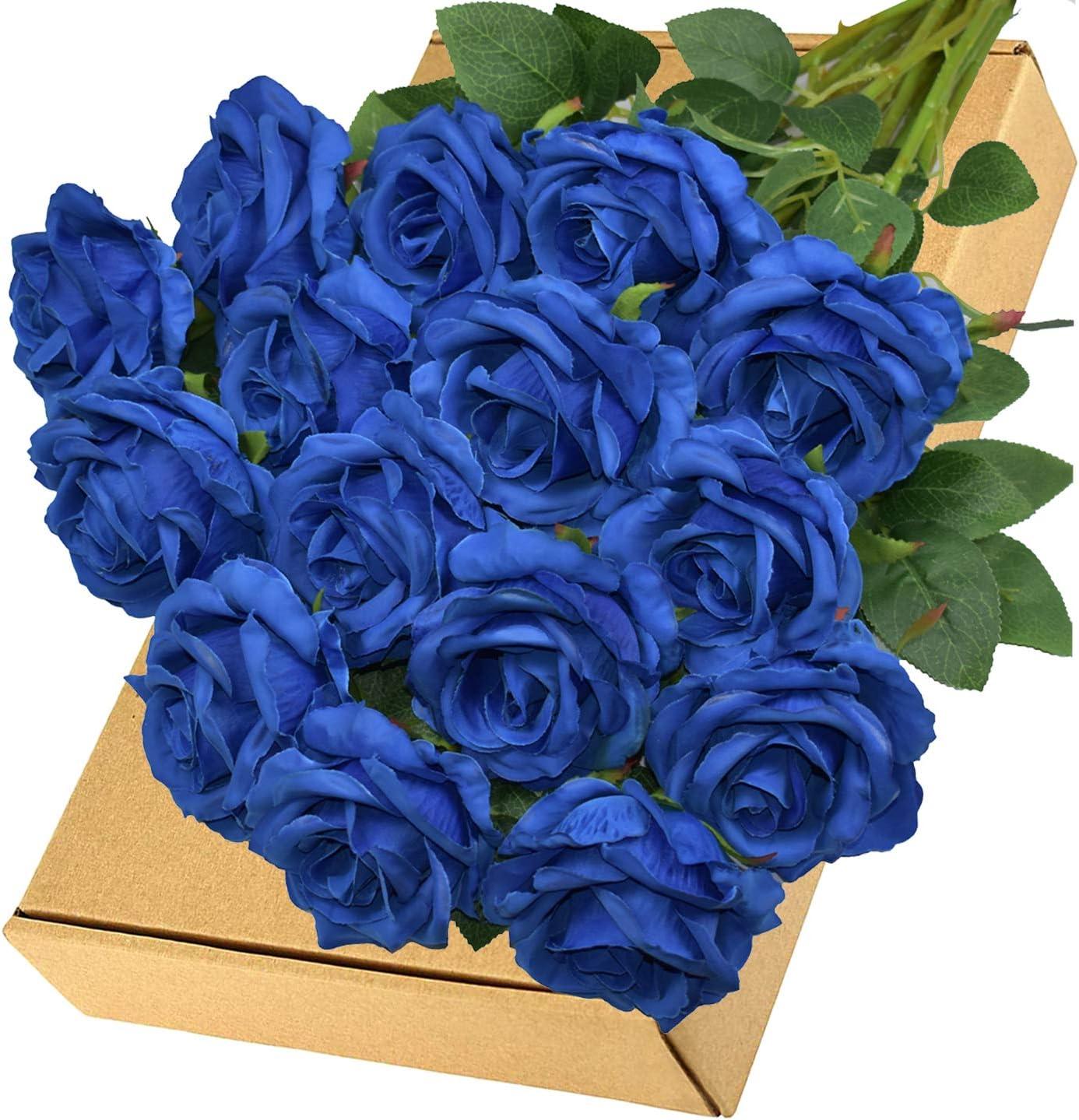 bridesmaids flowers faux bouqiets silk bridal wedding flowers burgandy wedding flowers Realistic Bridal bouquets artificial flowers