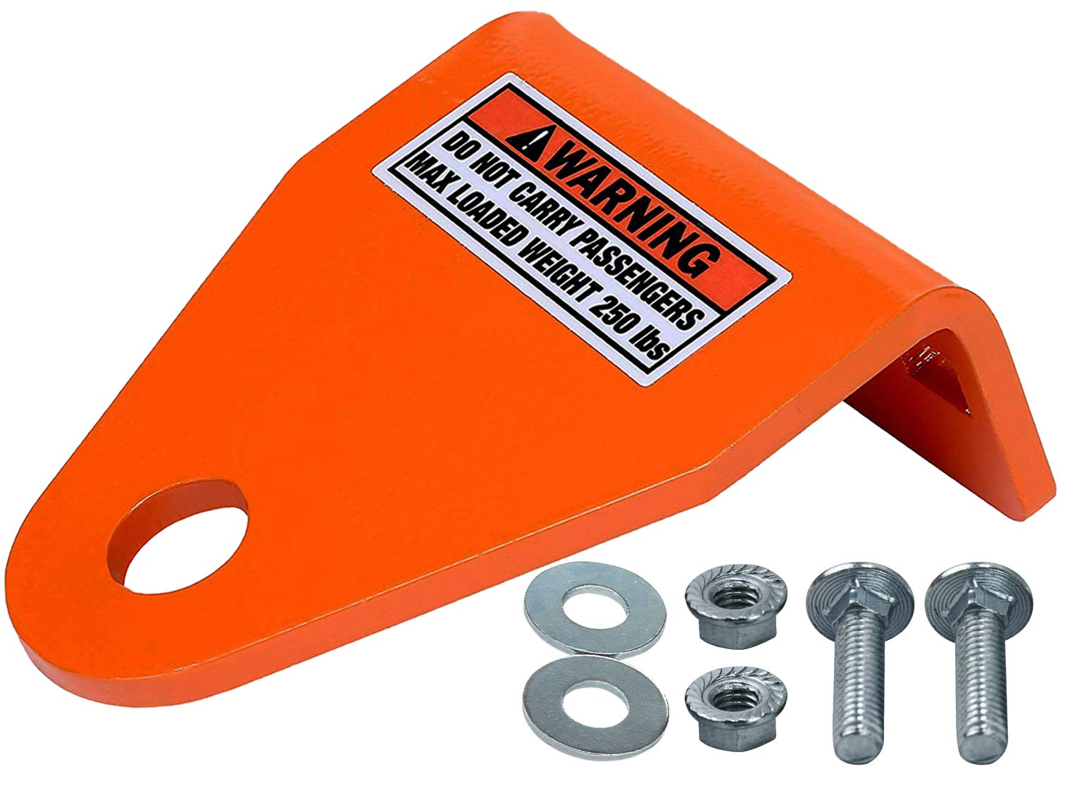 Noa Store Trailer Hitch for Scag Turf Tiger, 2015 Freedom Z & New Liberty Z Riding Lawn Mower by Noa Store