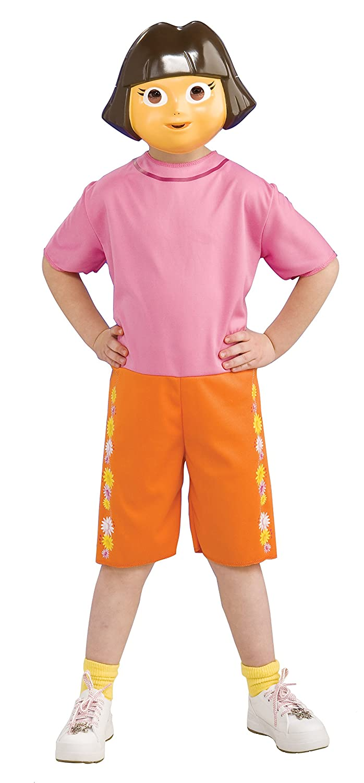 Amazon.com Rubie\u0027s Dora The Explorer Costume Set Clothing