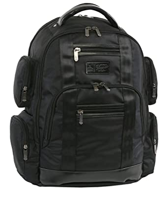 Amazon.com  Penguin Peterson Backpack (Black)  Clothing 60a3996b34acb