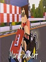 Minecraft Videos for Kids:Mario in Kart Adventure