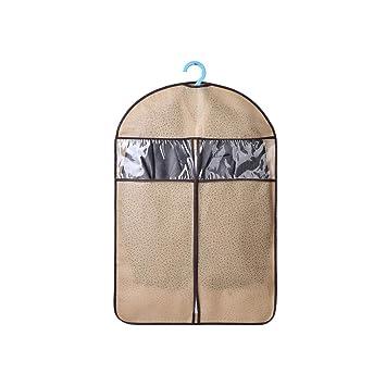 Amazon.com: Funda para el polvo con cremallera para traje ...