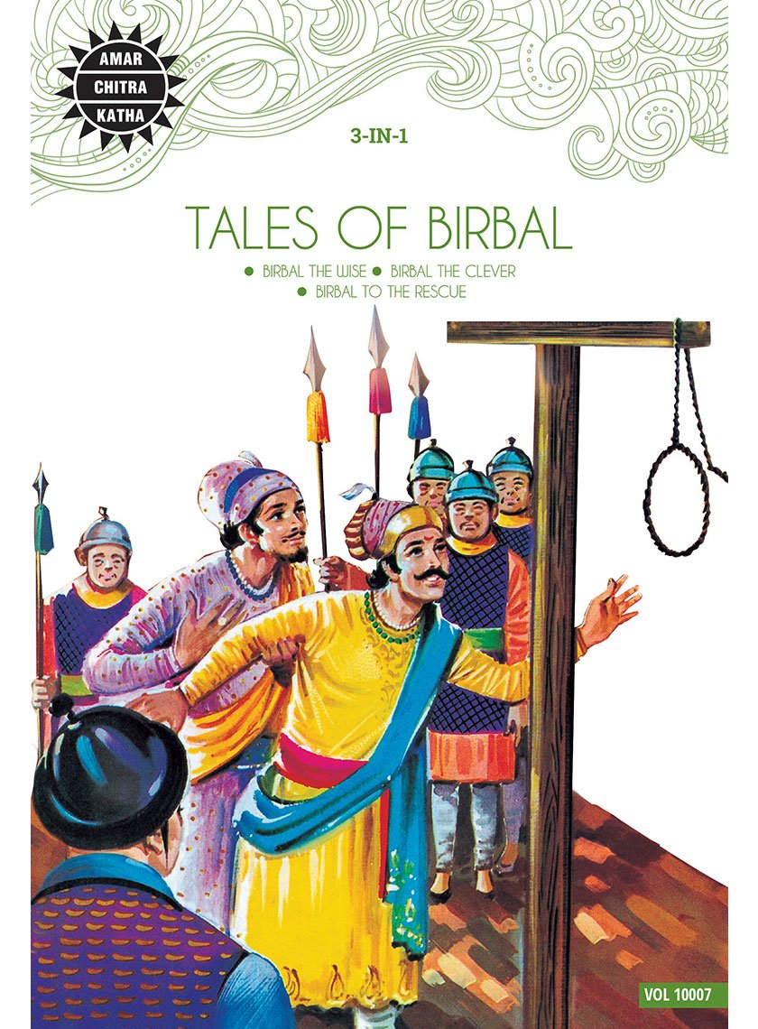 Download Tales of Birbal (3 in 1) pdf