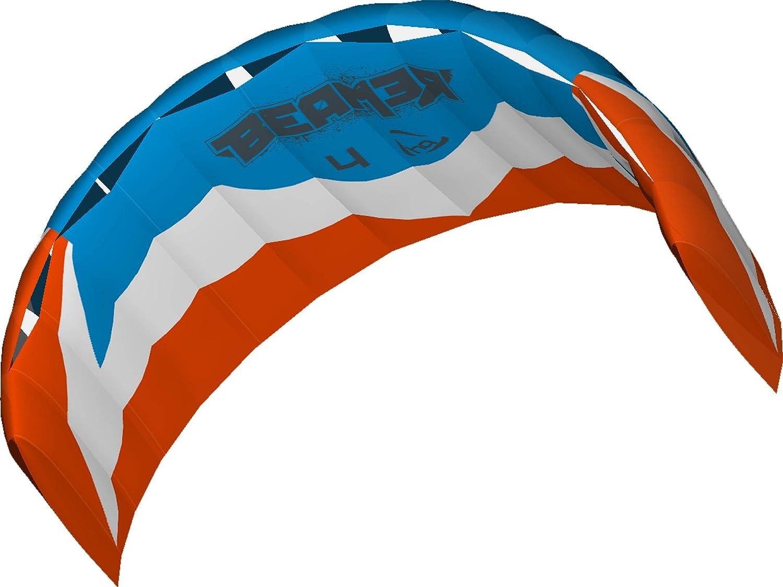 HQ Powerkites Lenkdrachen Beamer VI 4.0 R2F Kite Sport
