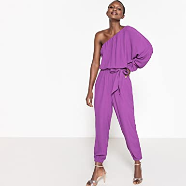f8103858772e Image Unavailable. Image not available for. Color  La Redoute Collections  Womens Jumpsuit ...