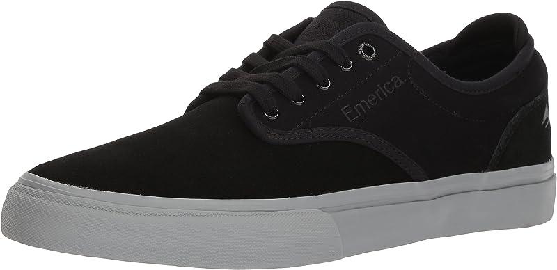 Emerica Wino G6 Sneakers Skateboardschuhe Herren Schwarz/Grau