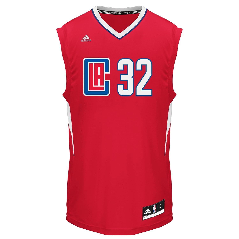 d6b3fd4b849b Amazon.com   adidas NBA Mens Replica Player Jersey   Sports   Outdoors