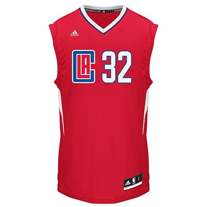 sports shoes 15d76 475d1 Amazon.com   adidas NBA Mens Replica Player Jersey   Clothing