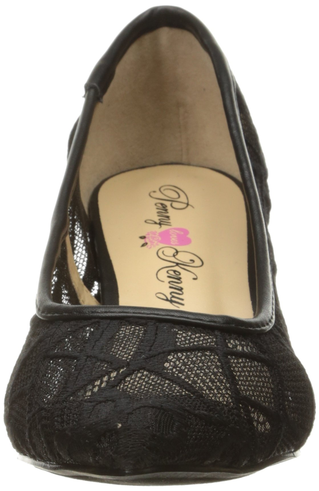 Penny Loves Kenny Women's Union Dress Pump, Black, 7.5 M US by Penny Loves Kenny (Image #4)