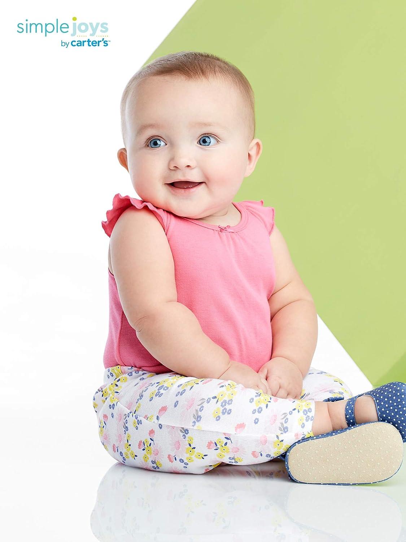 Simple Joys by Carters Baby Girls 4-Pack Legging