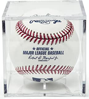 product image for BallQube Grandstand Baseball Holder Acrylic Display - Made in the USA