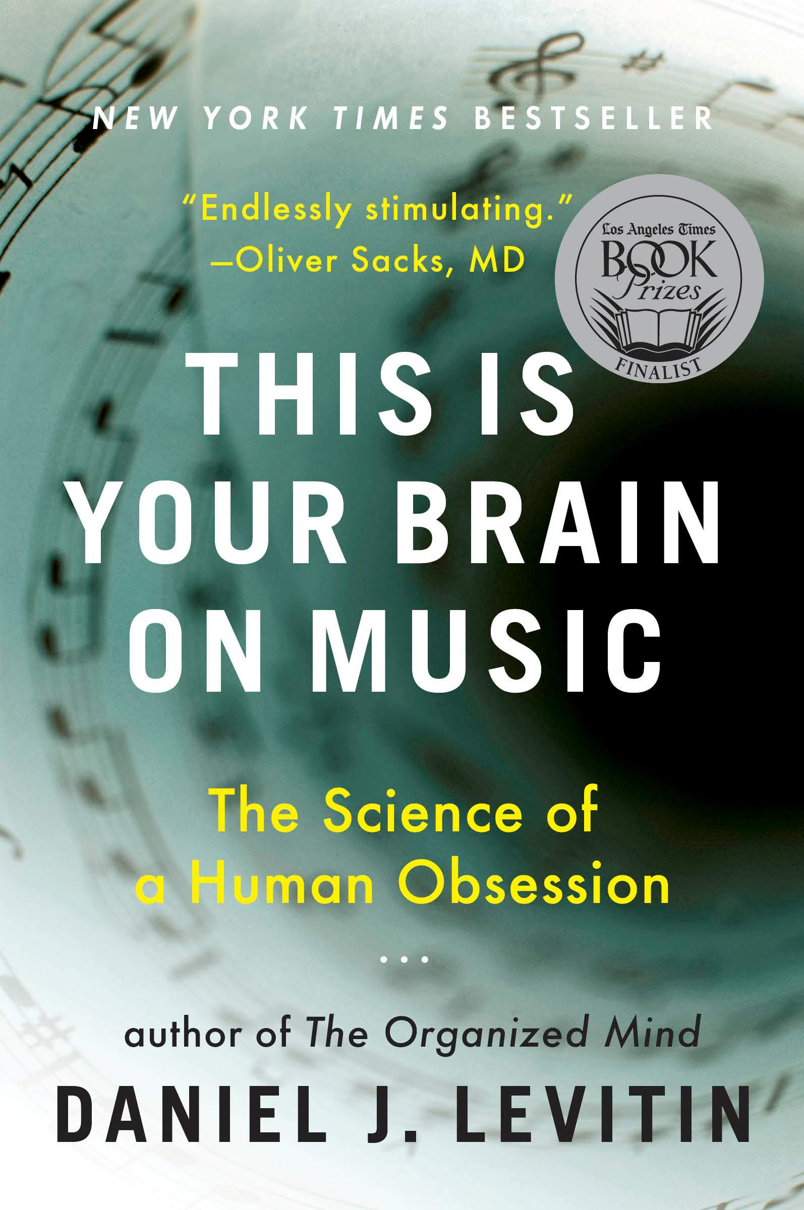 This Is Your Brain on Music: The Science of a Human Obsession: Levitin,  Daniel J.: 9780452288522: Amazon.com: Books