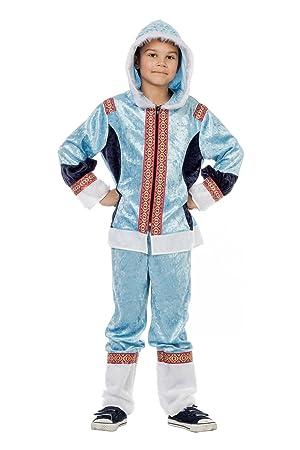 Traje de los niños esquimales Wilbers 3049: Amazon.es ...