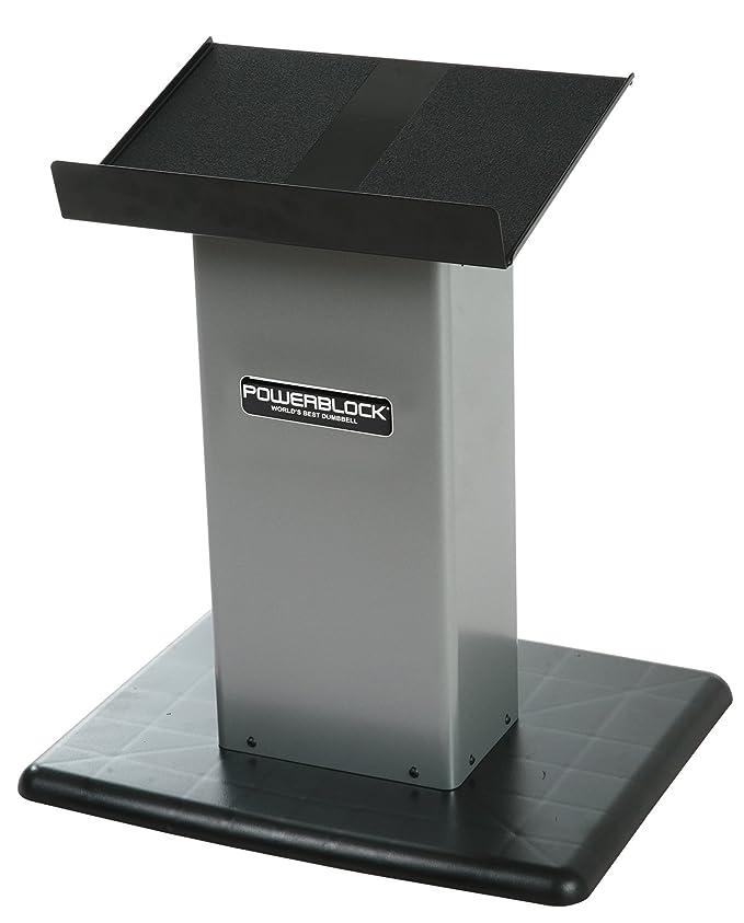 Powerblock Personal Juego de Soporte, Unisex, Personal Stand Silver, Plata, Small: Amazon.es: Deportes y aire libre