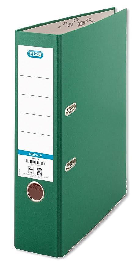 ELBA smart Original* Ordner 8,0 cm grün