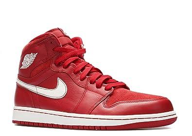65cbab183bcc1 AIR Jordan 1 Retro 'Euro Gym RED' - 555088-601