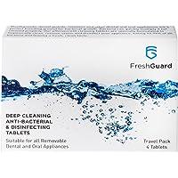 FreshGuard tabletas antibacterianas y desinfectantes de limpieza profunda