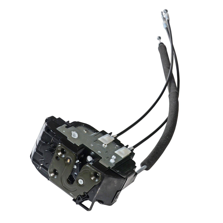 Front Right Passenger Side Door Lock Actuator Kit 937-281 For Nissan Tiida Versa 1.8L 1.6L 80500EL01B 80500EL010