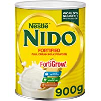 NIDO Full Cream Powder Milk  - 900 gm