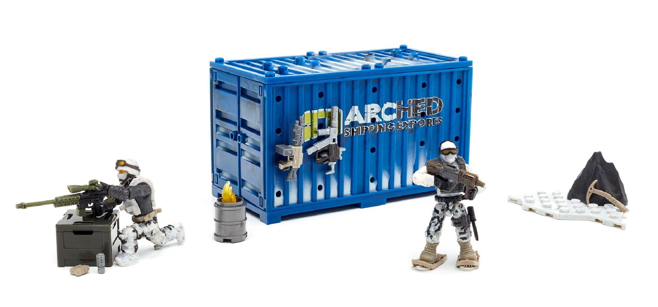 Sealed Mega Construx COD Call of Duty ARCTIC ARMORY Construction Set GCP09 New
