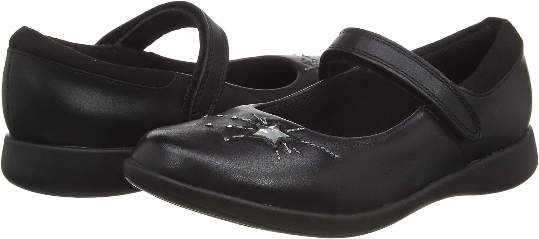 Clarks Girls/' Etch Spark K Closed Toe Sandals