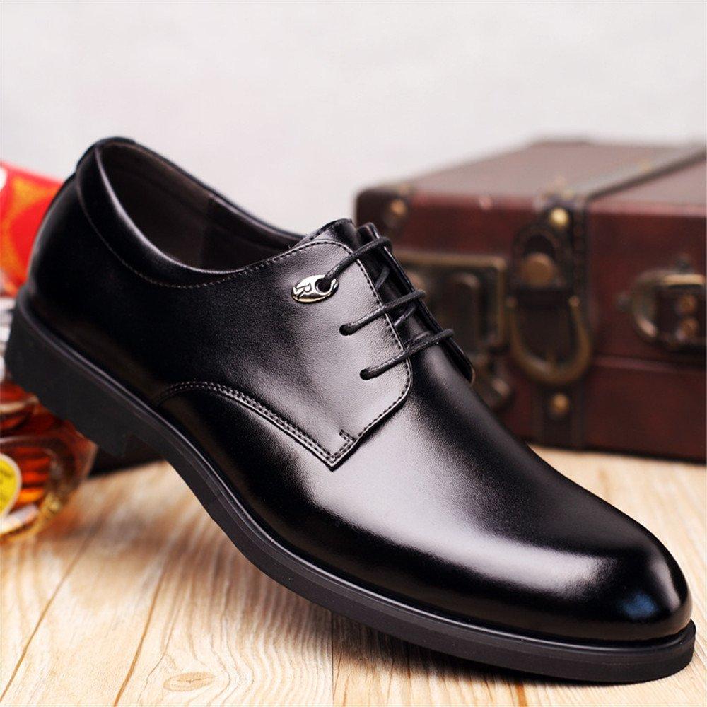 Männer - business - schuhe, britische aus aus aus leder, runde leder schuhe,schwarz,39 e67505