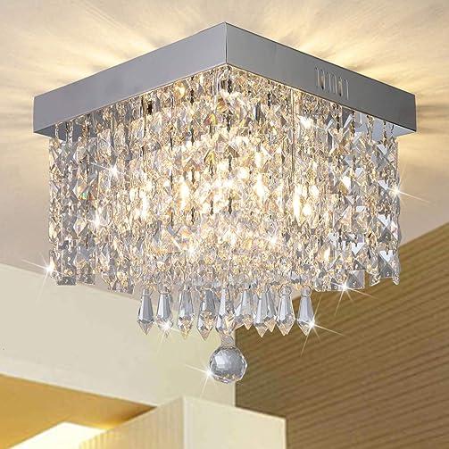 Modern Luxury Crystal Chandelier