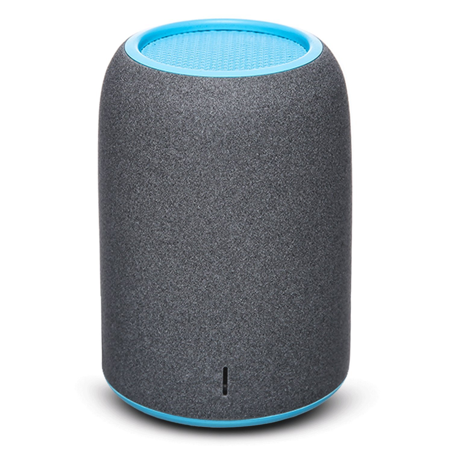 Portable Speakers, ZENBRE M4 Wireless Bluetooth Speakers for Laptop, Tablet, iPhone, Computer Speaker with Enhanced Bass Resonator (Blue) by ZENBRE (Image #2)
