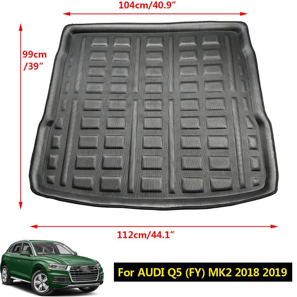XUKEY 8R 2008-2017 SQ5 Alfombrilla para Maletero Trasero para Audi Q5